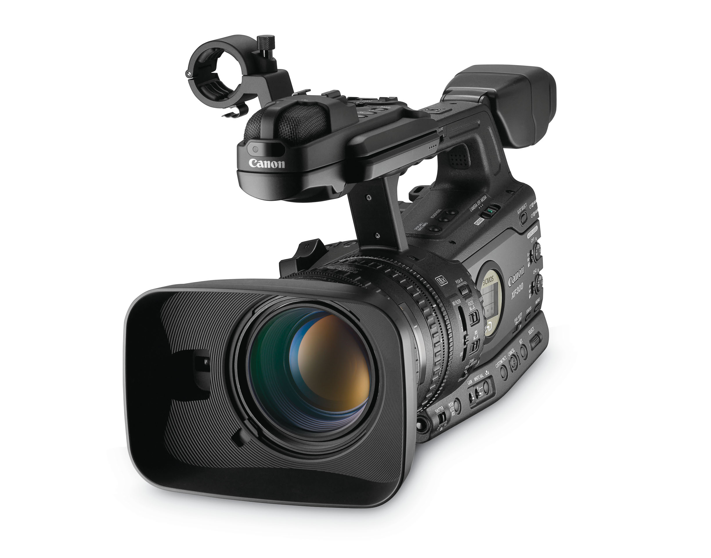 sc 1 st  CAM Audio & High Definition Canon Camcorders