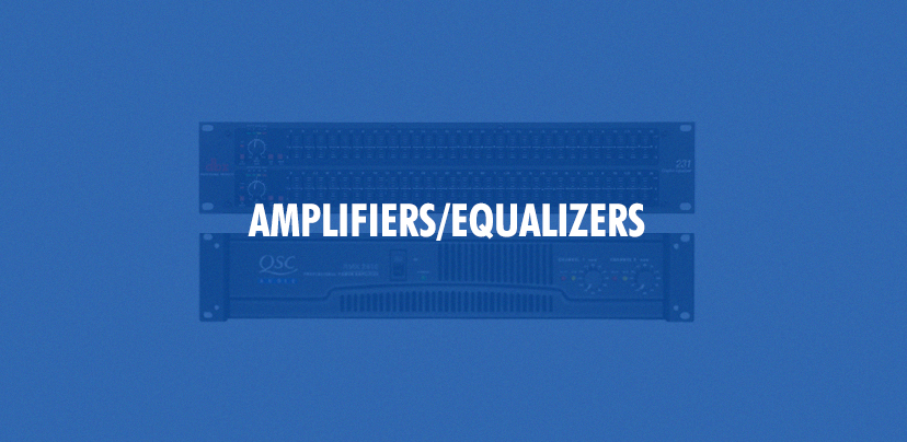 Amplifiers_Equalizers
