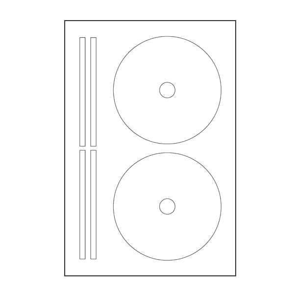 avery compatible 8960 cd dvd labels cam audio inc